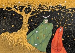 the_starry_tree_by_yanadhyana-d8k8yz1